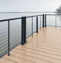 25+ best ideas about Cable Deck Railing on Pinterest