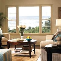 25+ best ideas about Living Room Windows on Pinterest