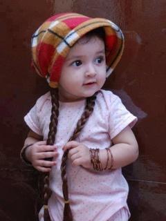 Sweet Indian Baby Girl Wallpaper Baby With Cute Choti Wallpaper Children Pinterest