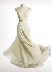 Ethereal wedding dress | Natural Wedding Dresses ...