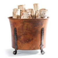 18 best images about Firewood Holder / Storage on ...