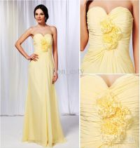1000+ ideas about Yellow Bridesmaid Dresses on Pinterest ...