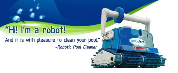 Robotic Pool Cleaner's Responsibility