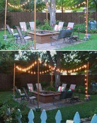 25+ best ideas about Outdoor Patio Lighting on Pinterest