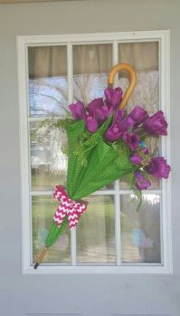17+ best ideas about Umbrella Wreath on Pinterest   How to ...