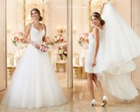25+ best ideas about Convertible wedding dresses on ...
