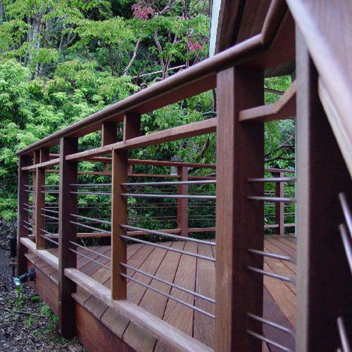 17 Best ideas about Deck Railing Design on Pinterest