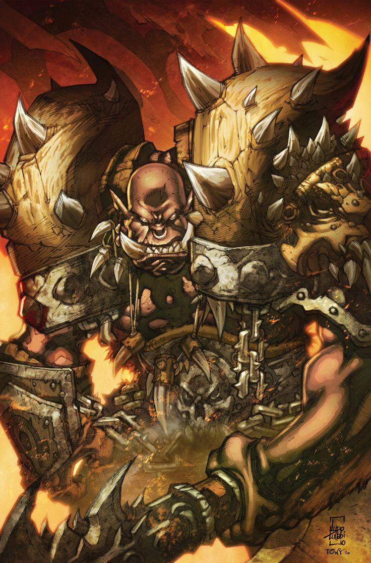 Ludo Quotes Wallpaper 47 Best Images About Warcraft Garrosh Hurlenfer Garrosh