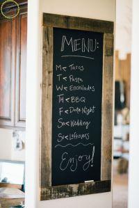 25+ best ideas about Kitchen chalkboard walls on Pinterest ...
