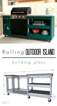 Best 25+ Outdoor Island ideas on Pinterest | Kitchen ...