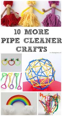1000+ ideas about Pipe Cleaner Crafts on Pinterest | Pipe ...