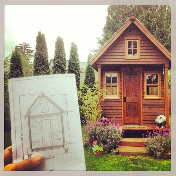 1000+ Ideas About Tiny Houses Cost On Pinterest | Tiny Cabins