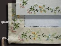 Hand Embroidery Bed Sheet , Find Complete Details about ...