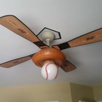 1000+ ideas about Baseball Ceiling Fan on Pinterest ...