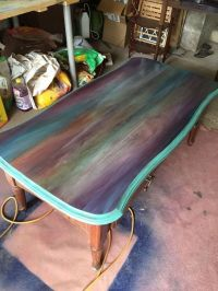 Best 25+ Painted coffee tables ideas on Pinterest | Beach ...