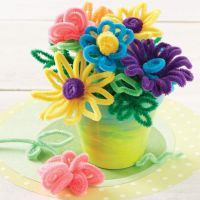 17 Best ideas about Pipe Cleaner Flowers on Pinterest ...