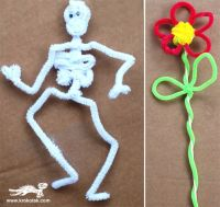 17 Best images about Pipe stem cleaner crafts on Pinterest ...