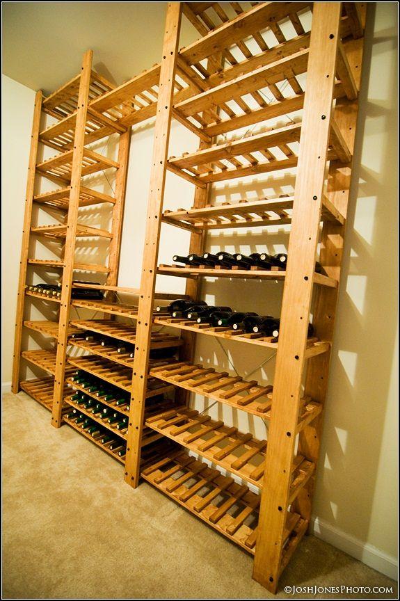 25+ best ideas about Diy Wine Racks on Pinterest