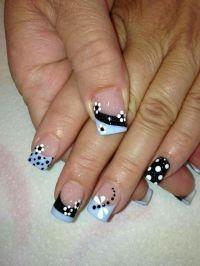 Best 25+ Acrylic nail art ideas on Pinterest