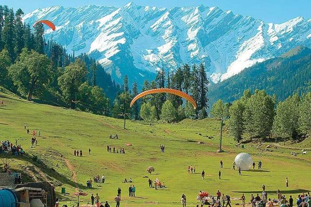 Solang Valley - Vacation in Manali:
