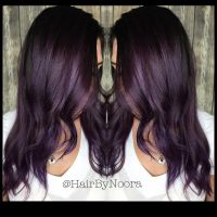 Best 25+ Deep violet hair ideas on Pinterest | Dark purple ...