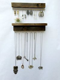 1000+ ideas about Necklace Holder on Pinterest | Diy ...