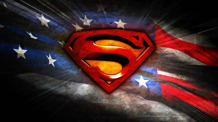 3d Desktop Wallpaper Superman Hd Hd Superman Logo American Flag Wallpapers Hd Desktop