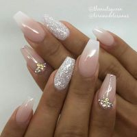 Best 20+ Acrylic Nail Designs ideas on Pinterest