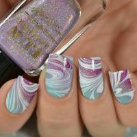 25+ best ideas about Water marble nails on Pinterest ...