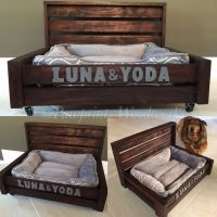 25+ Best Ideas about Raised Dog Beds on Pinterest | Pvc ...