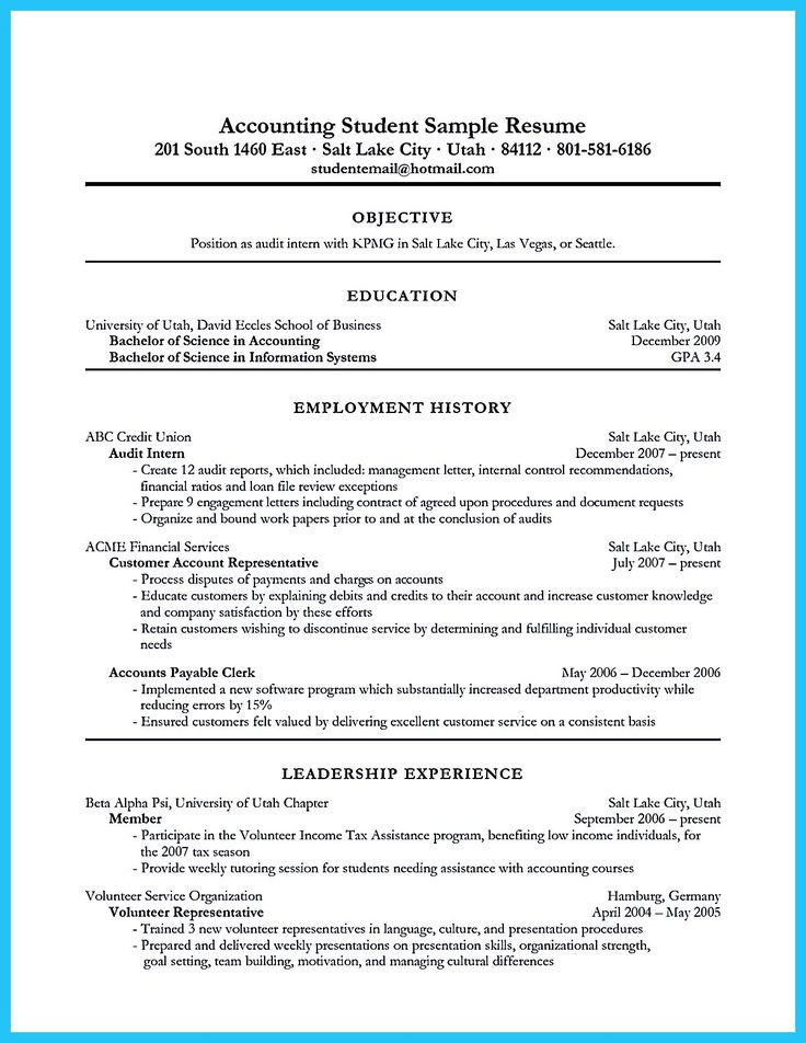 Preferred Resume Group - Resume Ideas