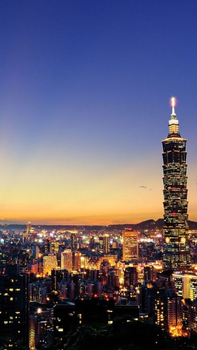 Taipei iPhone 6 Wallpaper 31206 - City iPhone 6 Wallpapers   2014 I love these iphone 6 ...