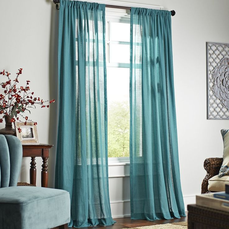 17+ Ideas About Teal Bedroom Curtains On Pinterest | Apartment