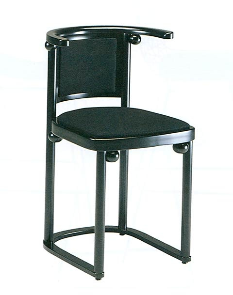 Josef Hoffmann Chair Fledermaus Chair 1907 History 5
