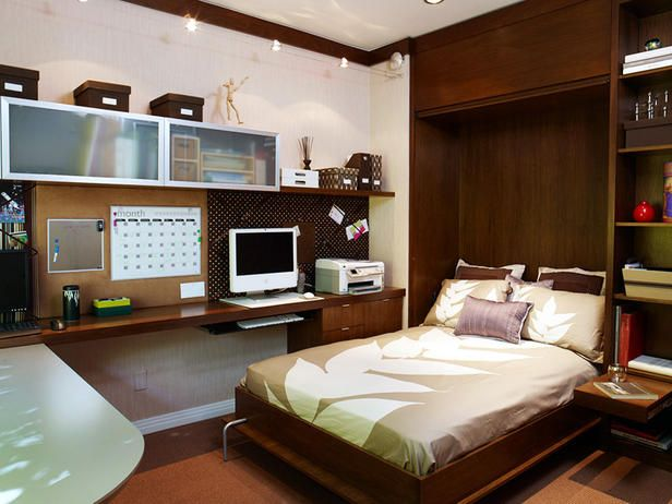 1000+ Images About Murphy Bed Ideas On Pinterest | Space Saving