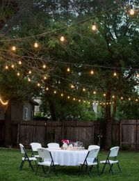 17 Best ideas about Backyard String Lights on Pinterest ...