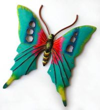 73 best images about Handcrafted Metal Butterflies - Metal ...