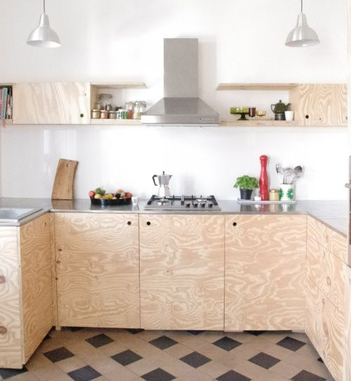 Osb Meuble Plywood Garage Cabinets - Woodworking Projects & Plans