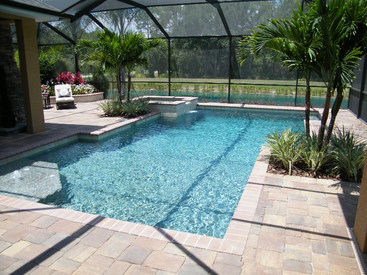 1000+ ideas about Rectangle Pool on Pinterest