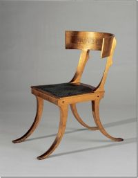 63 best Klismos Chair through the Ages images on Pinterest