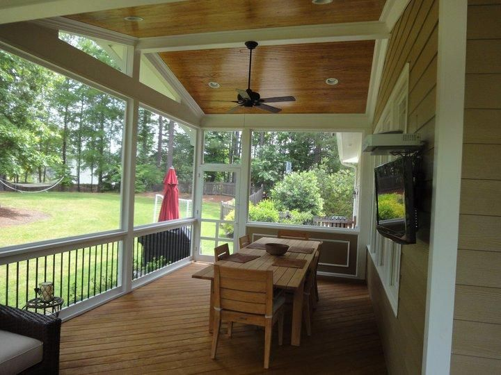 What Is Eze Breeze Raleigh Screen Porch 3 Season Room Builder Screen Porch Electrical Optionsour Base Price Includes