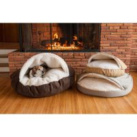 17 best ideas about Cozy Cave Dog Bed on Pinterest | Cave ...
