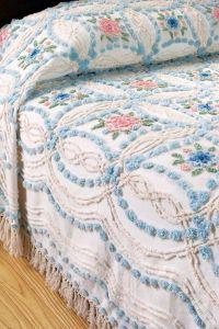 Chenille Bedspread | Chenille bedspreads | Pinterest ...