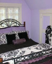 10+ ideas about Purple Black Bedroom on Pinterest | Silver ...