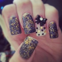 17 Best images about Rockstar nails on Pinterest | Mermaid ...