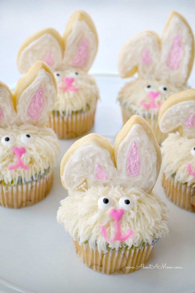 1000+ Images About Easter / Spring Cupcakes & Cakes On Pinterest