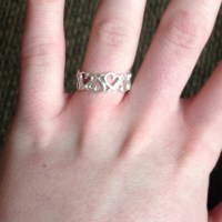 1000+ ideas about Tiffany Promise Rings on Pinterest ...