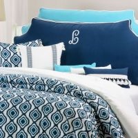 25+ best ideas about Pillow Headboard on Pinterest ...