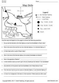 17 Best ideas about Map Skills on Pinterest | Teaching ...