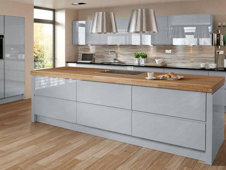 25 best ideas about high gloss kitchen on pinterest
